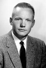 Neil Armstrong portrait