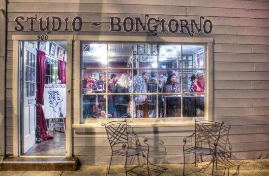 Studio Bongiorno by stu chambers